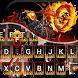 Hell Moto Rider Keyboard Theme by Keyboard Theme Studio