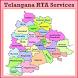 Online Telangana RTA Services by K2 App Tech