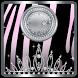 zebra pink luxury diamond tema by hotthemeteam