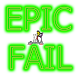 Epic Fail - one click game by Impact Gamers