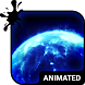 Blue Sun Animated Keyboard by Wave Keyboard Design Studio