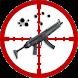 Guns Weapons Sound by Gun Sound&Screen Prank