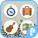 Cute Patch Icon Pack by SK techx for themes