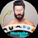 Men Beard Hairstyle Photo Editor