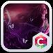 Butterfly Lady Theme CLauncher by Pop Locker Team - Hide Secret App