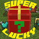 Super lucky mod for minecraft by DeomaLab