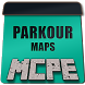 Parkour Maps for Mcpe by Top Minecraft Maps