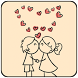 Kiss Love Graffiti Theme by Theme Dreamer