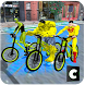Superheroes Bicycle Stunts by Confun GameStudio