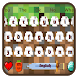 Pixel Craft Keyboard Theme