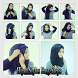 Hijab Style Easy Step by ginko