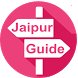 Jaipur Guide-Bus,Metro,Tourist by JRS Innovation
