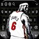 LeBron James Keyboard Themes by Sam smart Dev