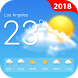 Daily weather forecast by Weather Team (forecast, radar, widget, recorder)