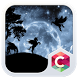 Full Moon Unicorns CLauncher by CG-Live-Wallpapers