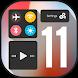 Control Center OS11 – Control Panel Phone X