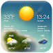 sunset&sunrise live weather by Weather Widget Theme Dev Team