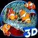 3d Nemo Aquarium Theme by 3dthemecoollauncher