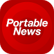 Portable News for Tablet by SKY Perfect JSAT Corporation