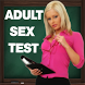 Adult Sex Test by Angelo Gizzi