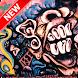 Graffiti Wallpaper by Pinza
