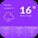 1Weather Forecast Widget by Applock Security