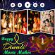 Diwali Photo Video Movie Maker by Video Maker Apps
