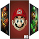 Mario Wallpaper by chatmiauw