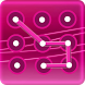 Pink Pattern Screen Lock by Appsdebugger