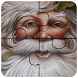 Christmas Jigsaw Puzzle -Santa by salon games for girls