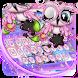 Purple Owl Keyboard by Keyboard Design Paradise