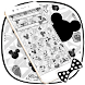 Cute Mouse Graffiti Theme by HD Theme launcher Creator