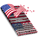American Flag Keyboard by Keyboard Theme Store