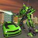Ninja Flying Robot Transform Warrior Robot Wars by White Sand - 3D Games Studio