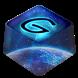 Galaxy Keyboard Theme by Premium Keyboard Themes