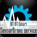 SenseView BT SensorDrone by Mobili