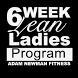 Lean Ladies 6 week Program by Adam Newman Fitness