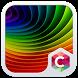 Rainbow Theme for Lenovo A2010 by Stylish Theme Designer