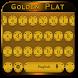 Richcompelling Golden Plat by Remote design studio