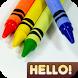 Hello Crayon by Raysoft.co