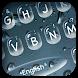 Rain Drop Keyboard Theme