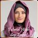 Tutorial Hijab Segi Empat by R Droid