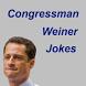 Congressman Weiner Jokes by Northern App. Co.