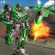 Future Airplane Robot Transform Jet Wars by White Sand - 3D Games Studio