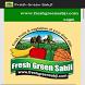Fresh Green Sabji by Karnanisoft Technology