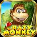Crazy Monkey by PhoneBet