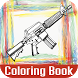 Free Crazy Weapon Craft Color by Kids Zoo Topia Best Game