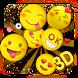 3D Happy Emoji Launcher Theme by Enjoy the free theme