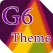 Theme and Launcher for G6 New by Tricky Stuff