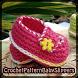 Crochet Pattern Baby Slippers by Roberto Baldwin